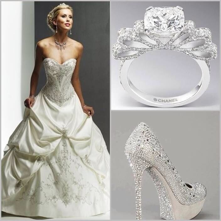 Princess Ball Gown Love This Ring Too Maggie Sottero Monalisa Royale
