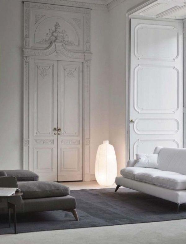 klassiek modern interieur