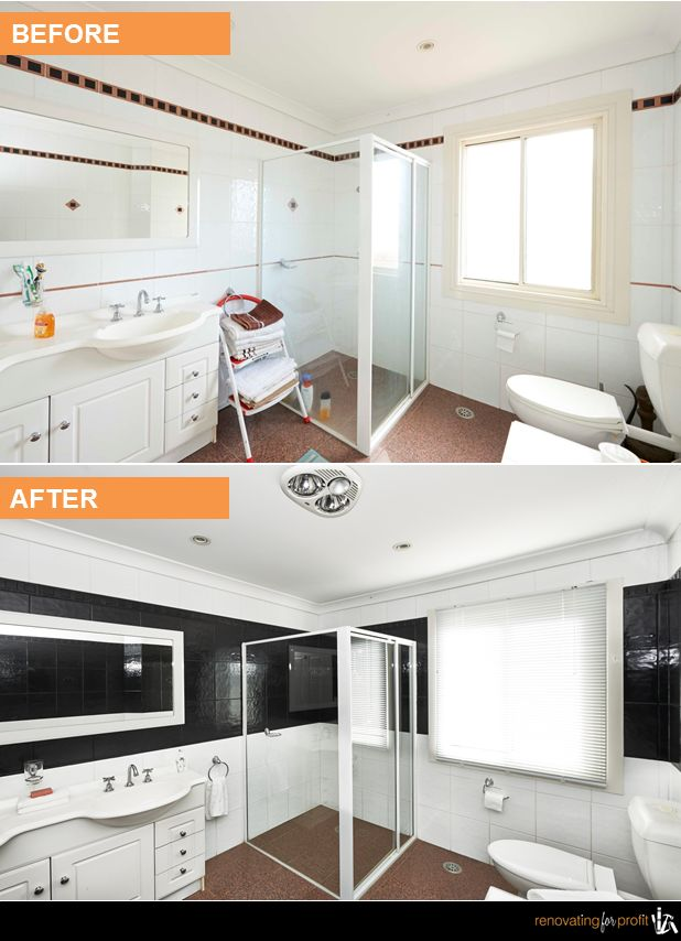 See more amazing renovations by Cherie Barber at: www.renovatingforprofit.com.au