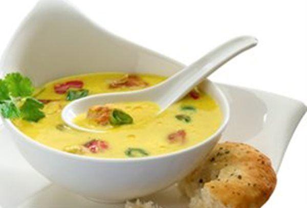Philadelphia curry soep recept | Solo Open Kitchen