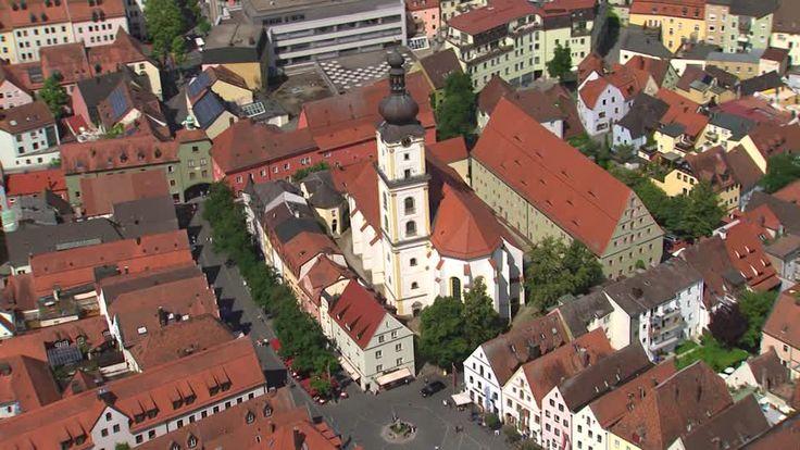 Weiden in der Oberpfalz video
