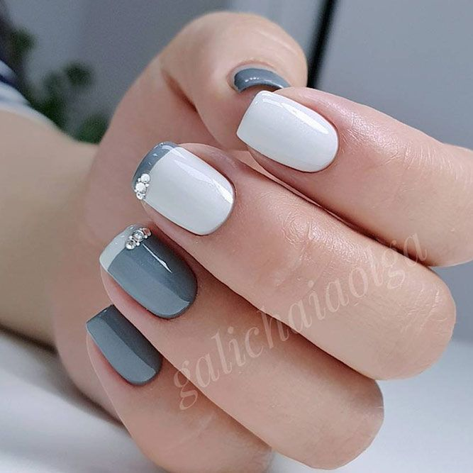 While choosing easy nail designs for short nails, it is better to stop and think…
