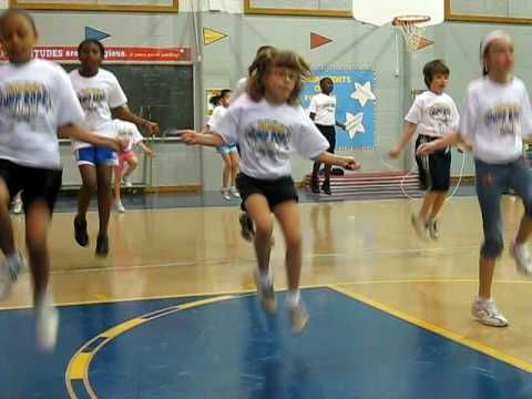 Jump Rope for heart (mixed with educational dance unit?)