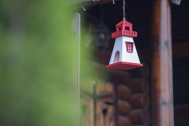 """Купить Кормушка """"Маяк"""" - скворечник, кормушка, кормушка для птиц, декор для дома, декора для дома"""