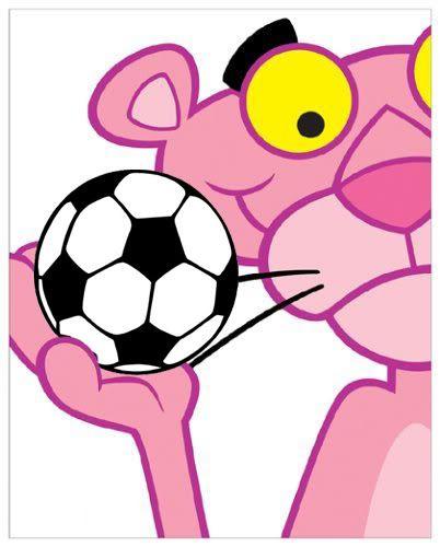Pink Panther Eyes Clip Art