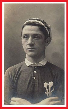 #rugby history Died today 27/02 in 1932 : Dicky Owen (Wales) played v New Zealand in 1905. Owen won 5 Triple Crowns and captained Wales on 3 occasions, he is remembered as a member of the Welsh team that beat All Blacks during the NZ tour in 1905. During that NZ match, Owen bravely supported his seven forwards but took a heavy pounding from the New Zealand pack resulting in Owen receiving a cracked rib.  http://www.ticketsrugby.com/rugby-tickets/games/Wales-New-Zealand-rugby-tickets.php