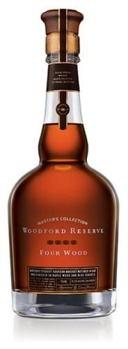 Woodford Reserve Four Wood: A Review. With Added Bonus: My thoughts about Jack Daniel's Single Barrel Rye #bourbon #whiskey #whisky #scotch #Kentucky #JimBeam #malt #pappy