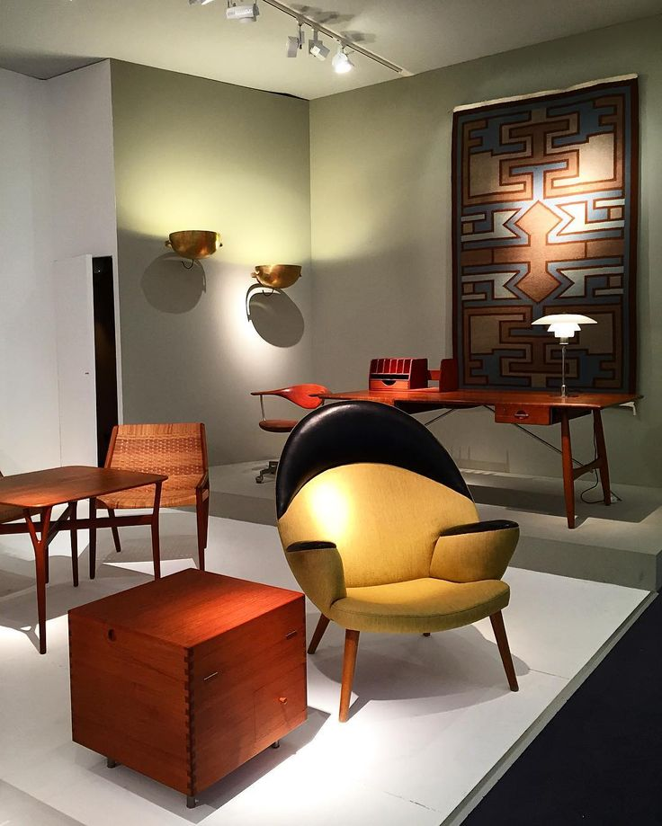 20cmodern TEFAF 2016 Maastricht The Netherlands By Studio1941 On Danish FurnitureScandinavian DesignNetherlands