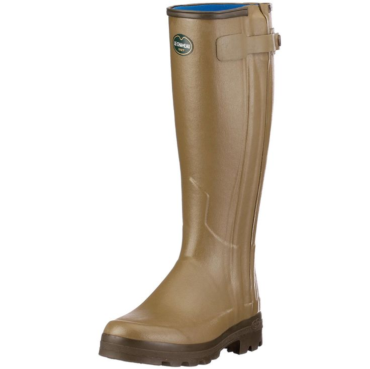 Le Chameau Chasseur Neo Mens Wellington Boot UK10.5 EU45 US11 Green 41 Calf *** You can get additional details at the image link.