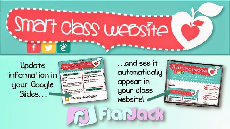 FlapJack Educational Resources: Embedding Google Slides and Calendars in Your Clas...