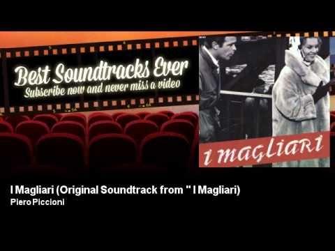 Piero Piccioni - I Magliari - Original Soundtrack from '' I Magliari