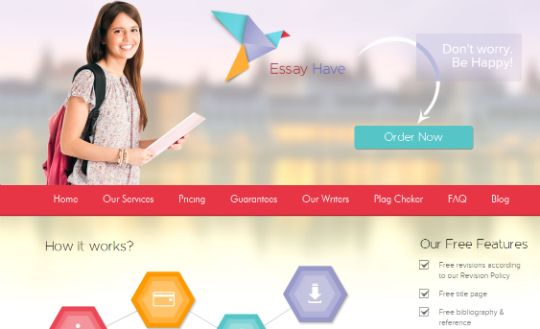#Site of the Day 16 Aug 2015 Custom Essay Writing Service  http://www.bestcss.in/user/detail/CustomEssayWritingService-3098
