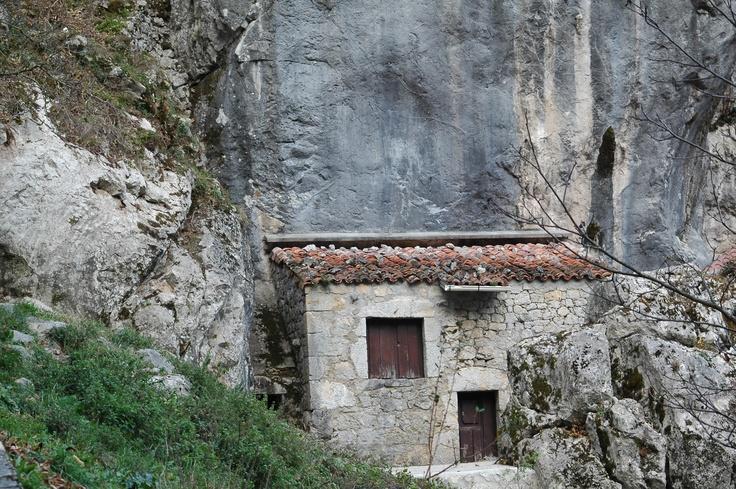 Asturias, Camarmeña. picos de Europa,