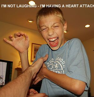 Funny Pictures - Heart Attack