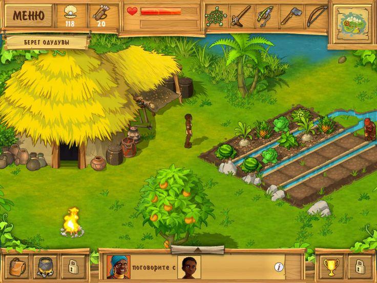 Играть в остров затерянные в океане 2 онлайн бесплатно