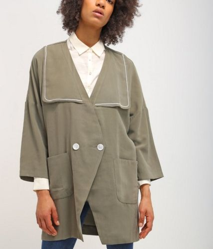 One O Eight SAILOR Kurtka wiosenna khaki