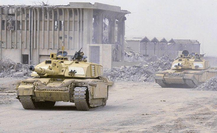 Challenger 2 main battle tank technical data sheet description information specifications UK | United Kingdom British army heavy armoured tank UK | British Army United Kingdom military equipment UK