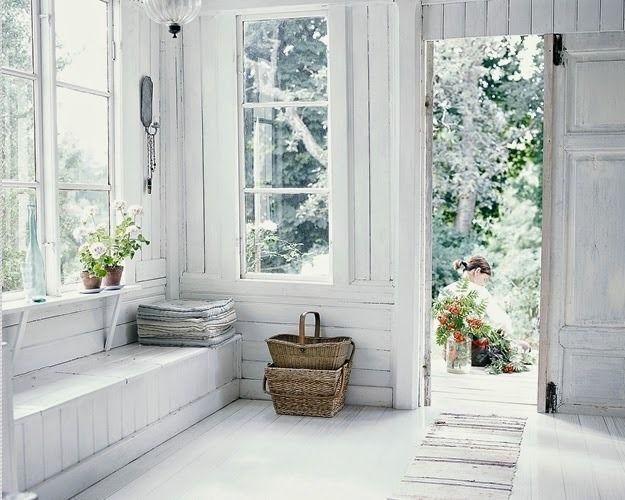 la maison blanche via loppisliv.blogspot.de