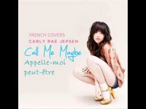 french cover call me maybe....maybe students will like!