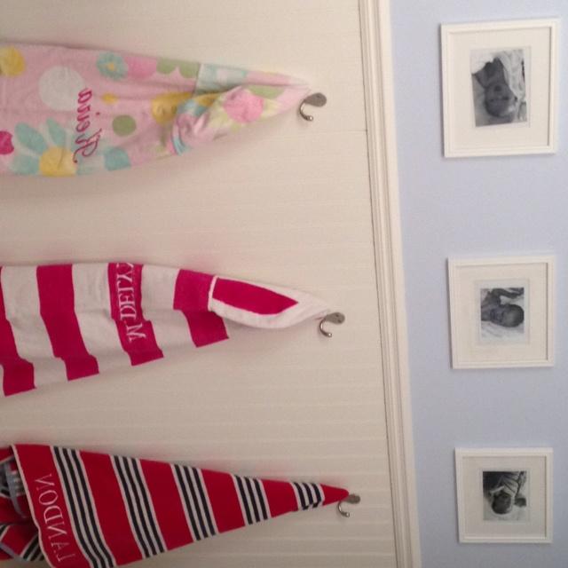 Best Kids Bathroom Images On Pinterest Kid Bathrooms Bath - Personalized bath towels for small bathroom ideas