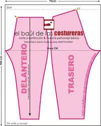 Resultado de imagen para pantalon hindu del baul de la costurera