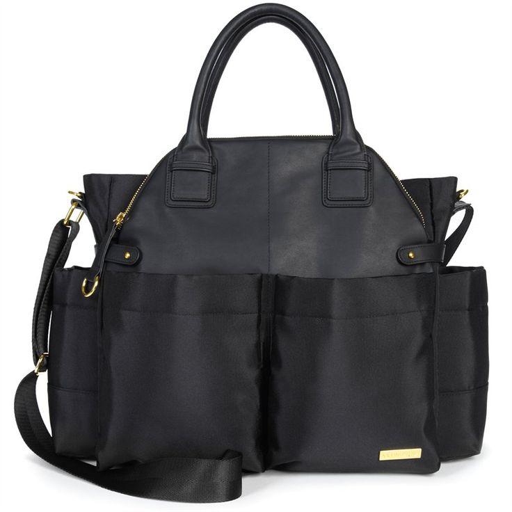 [GOT IT] CHELSEA DIAPER BAG BLACK by Skip Hop | $120 | chapters.indigo.ca