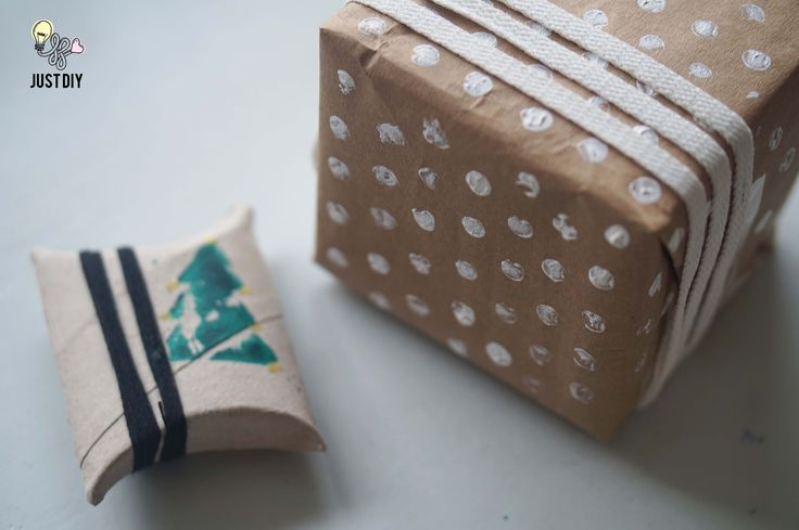 DIY gift wrapping <3 #justdiygr #DIY #xmas #christmas