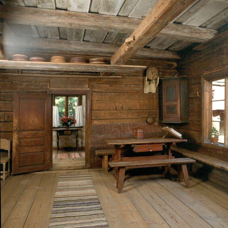 #Seurasaari #museum #Ivars #cottage #Finland
