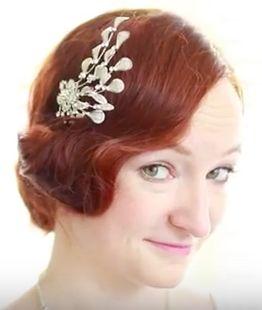 Downton Abbey Hair Tutorial