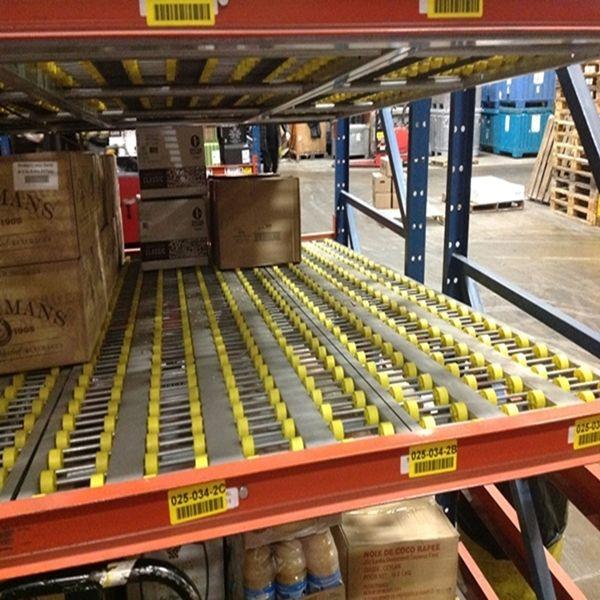 Used Carton Flow Rack