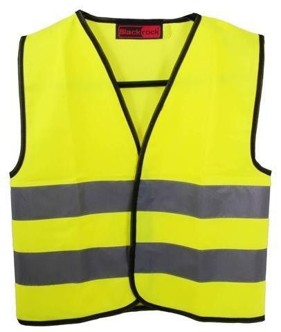 Barratec Junior Hi-Vis Vest, Small (4-6yrs), Medium(7-9yrs), Large (10 – Safety-Site