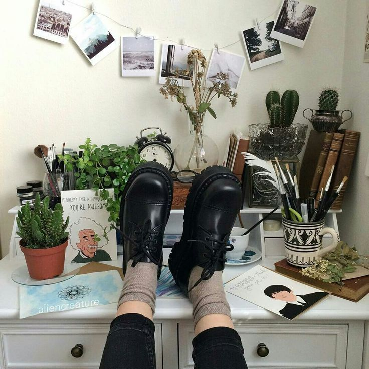 pinterest// nyla johnay  | Hipster room, Aesthetic rooms ...