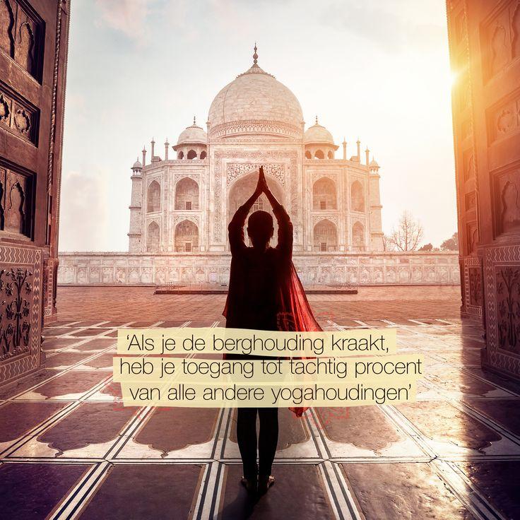 BLOG De berghouding geeft je een gevoel van onaantastbaarheid, innerlijke stabiliteit en daadkracht. Bovendien zorgt hij voor een goede lichaamshouding. Yogadocente Jasmijn Koelink legt uit hoe je hem het beste uit kunt voeren.