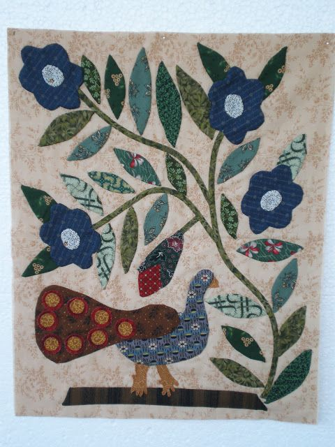 Quilting By Celia: Civil War Bride Quilt - block 7 and buttons