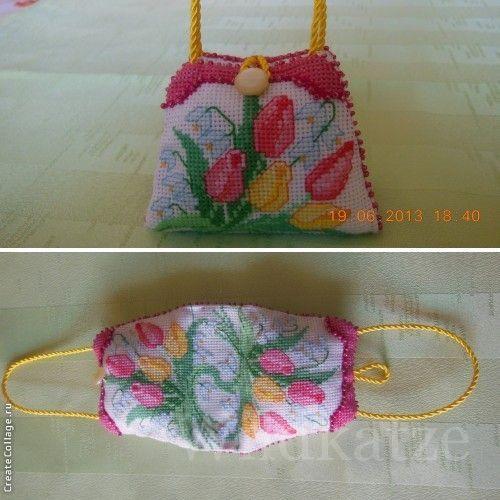 Tulips n Muguet. сумочка-игольница схемы: 6 тыс изображений найдено в Яндекс.Картинках