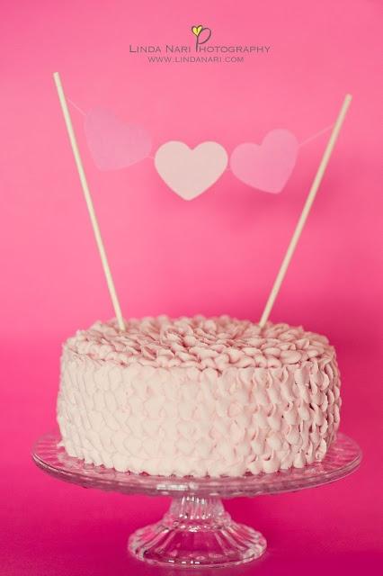 Valentine's day cake -  Torta di San Valentino