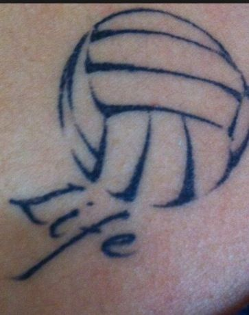 Volleyball = life