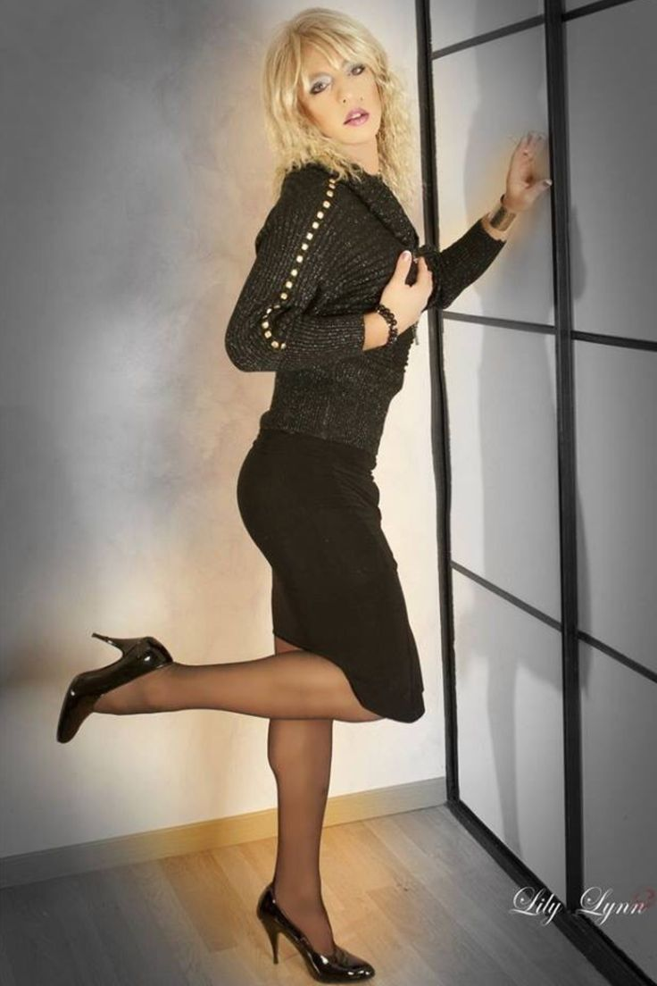 Crossdresser Fashion Dress