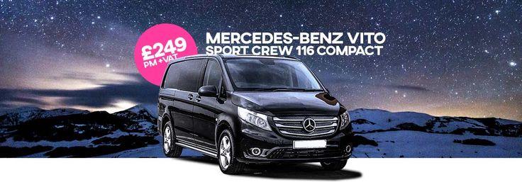 #Mercedes-Benz #Vito lease deal