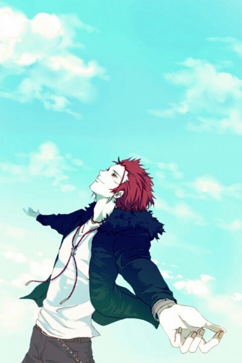 K Project ~~~ After the final embrace ::: The Red King,  Mikoto Suoh
