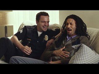 Let's Be Cops: That's Handsome --  -- http://www.movieweb.com/movie/lets-be-cops/thats-handsome