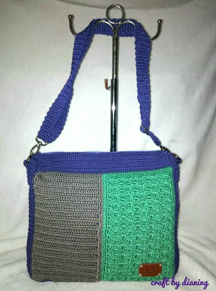 Crochet bag by dianing