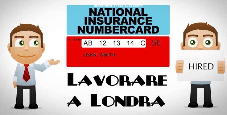 Lavorare a Londra: cos'è il National Insurance Number e come ottenerlo