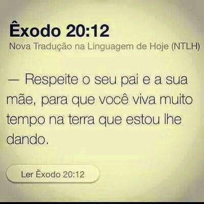 Exodo 20.12