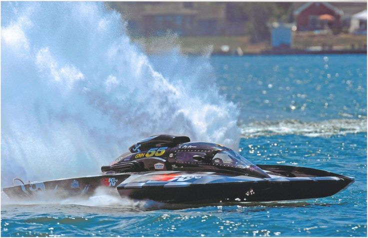 jay gignac and k s hydroplane racing team gi wizz racing