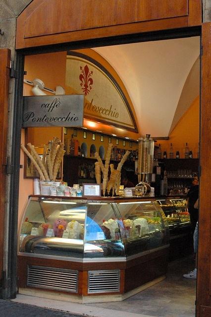 Gelato shop in Rome. #travel #escape #bucketlist Photo By Christine Barker