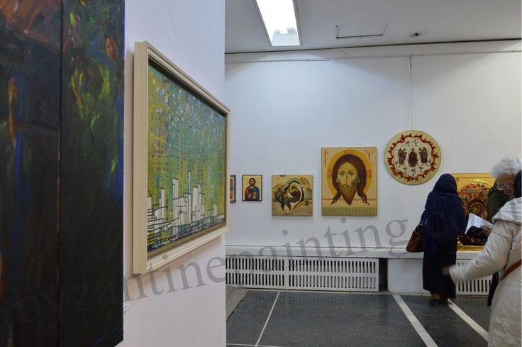 Iconography exhibition