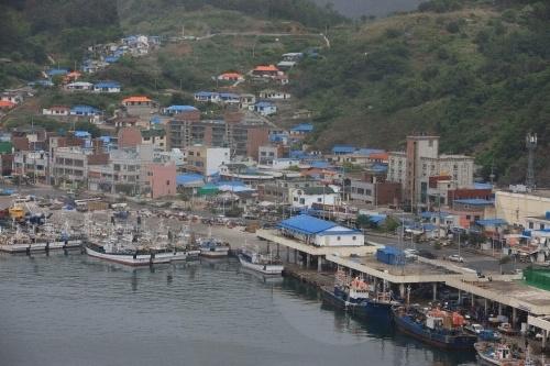 Uljin Hupohang Port, Korea