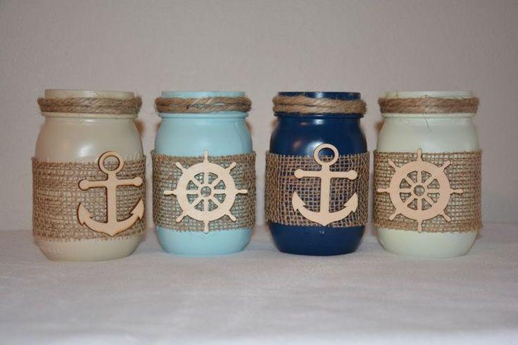 Best 25 nautical baptism ideas on pinterest sailor for Nautical craft ideas