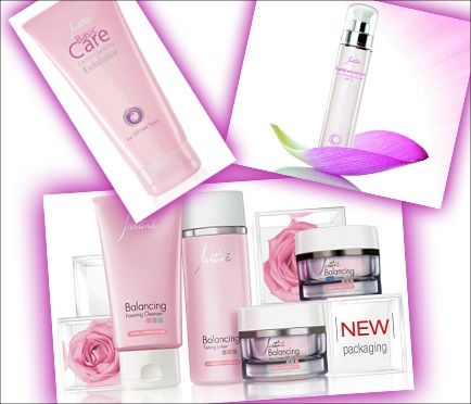 Justine - Skincare, Fragrance and Cosmetics for South Africa by a Independent Justine Business Leader
